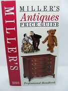 Millers Antique Price Guide 1998 Hard Back Nice Used Condition Free Uk Post