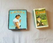 Vintage Camel Cigarette Tin And Empty Collectors Pack