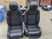 13 14 15 16 17 18 19 Cadillac Ats Rh And Lh Leather Heated Seats Set Of Two