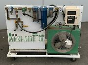 Crsi Maxi-aire Iii 20-man Breathing Air System For Compressor Msa Toxguard