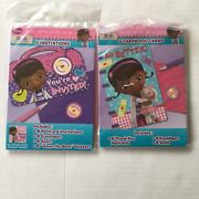 Doc Mcstuffins Birthday Party Invitations And Thank You Cards 8 Pack