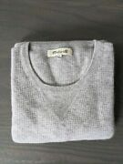 New Madewell 100 Cashmere Sweater