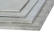 Stainless Steel Sheet 7mm V2a 1.4301 Panels Cut 100 Mm To 2000 Mm