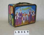 The Partridge Family Children's Metal Lunch Box 1971 King-seeley Tv Show