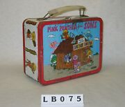 Pink Panther And Sons Children's Metal Lunch Box 1984 King-seeley Tv Show Animated