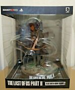 Dark Horse The Last Of Us The Part Ii 2 Ellie With Bow Deluxe Figure Statue 8