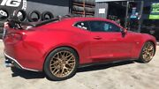 20andrdquo Rohana Rfx10 Brushed Bronze Concave Rims For Camaro Ss Ls Rs 20x9 20x10