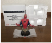 Marvel Sideshow Spider-man 3 Japan Exclusive Mini Bust Red Version Figure