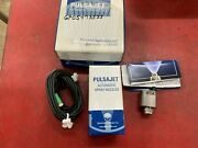 New In Box Spraying Systems Pulsajet Automatic Spray Nozzle 10000auh