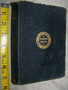 Bible Dictionary And Illustrated Teachers Edition -smith Peloubet 1884