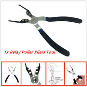 Relay Fuse Puller Tool Pliers, Work On Heavy Duty And Industrial Applications