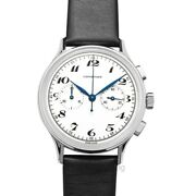 Longines Longines Heritage L28274730 Silver Dial Menand039s Watch Genuine Freesandh
