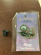 Disney Wdw Pin - Piece Of History 2005 - 20000 Leagues Under The Sea - Nautilus