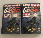 Starfire Ser. In Death Ground By Steve White And David Weber 1997 Paperback