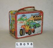 Speed Buggy Children's Vintage Metal Lunch Box 1973 King-seeley Tv Show