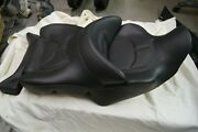 12 Honda Goldwing Gl1800 8a Double Heated Seat Saddle 77200-mca-s41 Low Miles