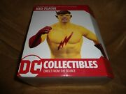 Dc Collectibles The New Teen Titans Kid Flash Multi-part Statue Limited Ed.