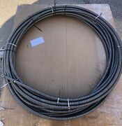 """100' X 3/4"""" Snake Drain Line Heavy Duty Replacement New Free Shipping"""
