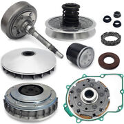 Primary Drive Clutch Drum Housing Pad Shoe Nut Kit For Yamaha Grizzly Rhino 660