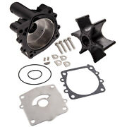 Water Pump Impeller Repair Kit For Yamaha F150-f250hp Outboard 61a-w0078-a3-00