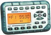 New Waterproof Mini Am/fm/wb Stereo With Audio Aux-in Jensen Jhd910