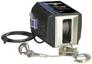 New Strongarm Electric Winch Dutton-lainson 24876 7/32 X 50and039 Cable Max Load 450