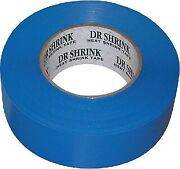 New Hull Preservation Tape Shrinkwrap P4b 4 X 108and039 Blue