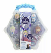 Disney Frozen 2 Necklace Charms Jewelry Activity Set 95347 New Sealed. D