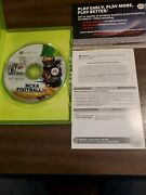 Ncaa Football 14 Xbox 360, 2013 Original Disc. Case And Inserts
