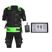 Vision Body Ems Training Suit Wireless Ems Fast Muscle Stimulation Fat Burning