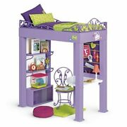 American Girl Doll Mckenna Loft Bed Complete New