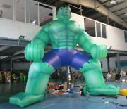 20andrsquo Inflatable Halloween Green Hulk Advertising Promotions
