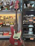 Psychederhythm Standard-j Limited Pink Electric Bass Used Free Shipping