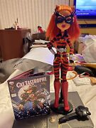 Monster High Doll Toralei Power Ghouls Catastrophe