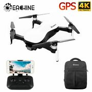 Eachine Ex4 Rc Quadcopter Drone Helicopter With 4k Professional Hd Camera 5g