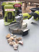 Hand Held Rock Crusher/pulverizer With Grinder For Gold Prospecting