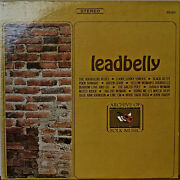 Leadbelly Self-titled Archive Of Folk Music-nm1968lp