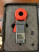 Aemc 3711 And 3731 Clamp-on Ground Resistance Tester W/hard Pelican-style Case