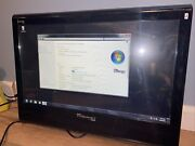 Rare Cybernet Ione H6 All-in-one Computer Intel Touchscreen Pc Free Shipping