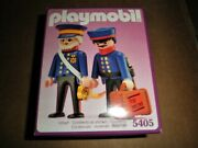 Playmobil Victorian Figures Set 5405 Boxed Rare Soldiers 5300 Mansion