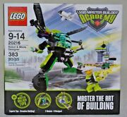 Lego 20216 'robot And Micro Designer' Master Builder Academy, Rare And Retired New