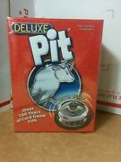 Vintage 2005 Hasbro Deluxe Pit Corner The Market Card Game - New, Factory Sealed