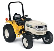 Cub Cadet Model 7274 Parts, Service, Owners And Attachments Manuals Cd-rom 30