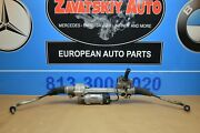 14-16 W212 Mercedes E63 Amg Electronic Steering Gear Rack And Pinion 2184607500
