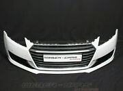Orig Audi Tt 8s Front Bumper Front For Pdc And Sra Front Spoiler Radiator Grille