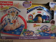 Fisher Price Lil' Laugh And Learn 2-in-1 Playful Puppy Gym Brand New