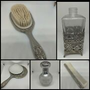 Vintage Silver Plated