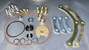 T3 T4 To4e To4b To4 6262 Precision Turbo Repair Kit 360 Thrust Step Gap Seal