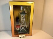 Mth Flyer Railking Operating Gabe The Lamplighter 30-9120 New. Shipping Box.