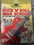 Rock And039nand039 Roll High School - Roger Corman Early Films Dvd W/slipcover